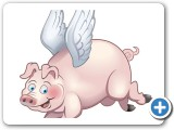 Illustration: When Pigs Fly
